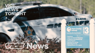 This Sheriff's Office Allegedly Tracks Kids They Think Will Be Criminals