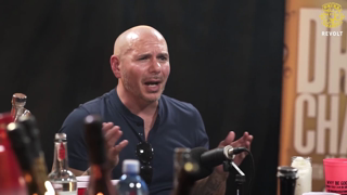 Pitbull - Talking about about Communism + Covid 19