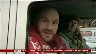Tyson Fury - How to deal with the BBC