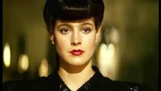 Blade Runner actress (Sean Young) talks about Jews and mind control.