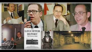 Exclusive! Fred Leuchter hands over the Auschwitz Files