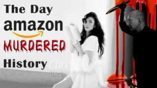 Jewish Censorship, Part 2, The Day Amazon Murdered History (Free Speech) June 17, 2020