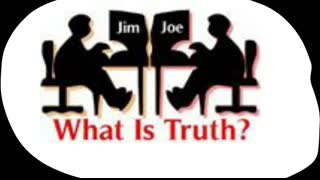 Jim and Joe Bible discussion