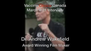 Is a COVID-19 Shot a Good Idea? Dr. Andrew Wakefield