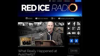 Red-Ice interview with Jim Rizoli
