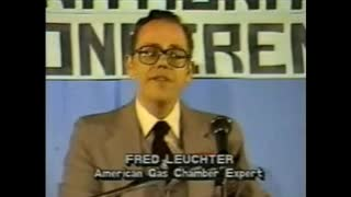Trials and Tribulations of Fred Leuchter