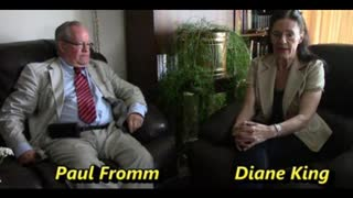 Jim and Diane Interview Paul Fromm, June 2017