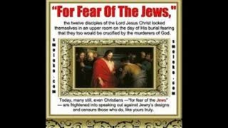 Jim Rizoli Diane King and The fear of The Jews