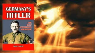 Jim and Diane Discuss Part 5 - GERMANY'S HITLER, Ch 13-15