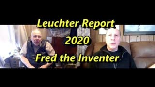 Fred Leuchter the Inventor