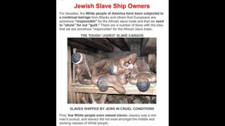 Jews and the Slave Trade