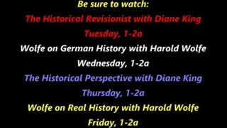 Jim and Diane Present a Discussion about Diane's FOUR CABLE SHOWS, May 5, 2020