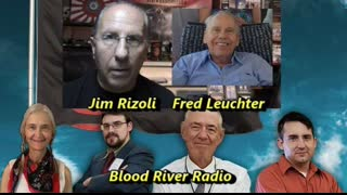Jim and Diane Present - Jim and Fred, Blood River Radio, May 29, 2021