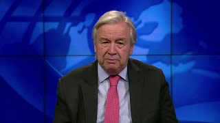 White supremacy is a 'transnational threat,' U.N. chief says