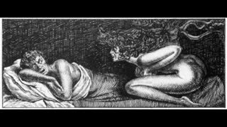The Three Personas Of Lilith In The Limbo Of Nightmares.
