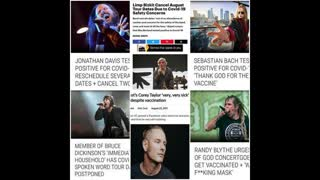 When Your Mail Is Black: Vocalists Grooming Young Fans Into Jab If They Want To See Them Play Live.