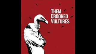 Artists Leaving Clues: Hinting Towards Reptilian Control. (Them Crooked Vultures)