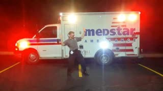 My Mother Having Stroke, Every Second Counts, Tare Paramedics Just Sit There Wasting Precious Time.