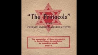 PROTOCOLS OF THE LEARNED ELDERS OF ZION...