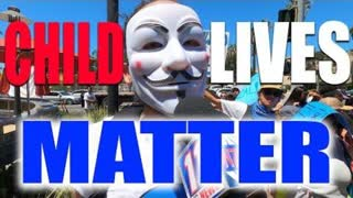 Conspiracy Of Silence: Child Lives Matter, The Film. BANNED FROM YOUTUBE