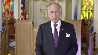 The future of the Jewish people - address by WJC President Ronald S. Lauder