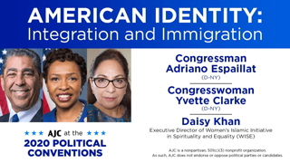 American Identity: Integration and Immigration (DNC) (fuck these hypocrites)