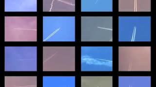 The chemtrail song A PLANE TRAIL OF DEADLY DECEPTION by trillion