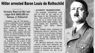 Hitler BOOTS Rothschild to the CURB...