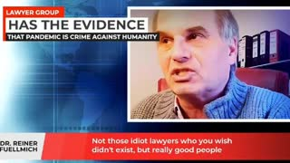Plandemic Covid - a Crime Against Humanity