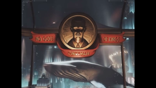 Man Chooses Slave Obeys, No Gods or Kings Only Man [Bioshock Quotes]