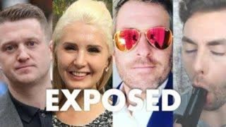 Tommy Robinson, Lauren Southern, Mike Cernovich, PJW EXPOSED (JOHNNY GAT MIRROR)