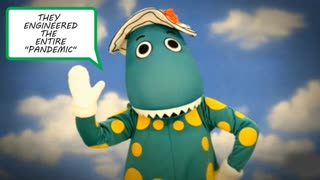 Parody: the pandemic for kids by ABC's Dorothy the Dinosaur