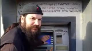Greek monk calls out the covid19[84] globalist regime