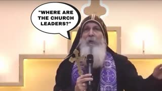 Fairfield, NSW: Assyrian bishop of CTGSC calls out the conspirators & collaborators of covid19[84]