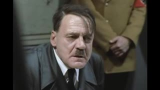 Parody: COVID Downfall - Hitler learns about false positive testing kits