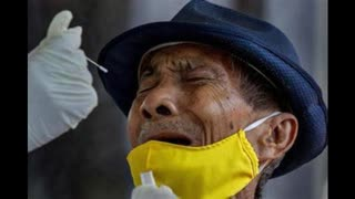 MORE PROOF THE CONvid Nasal Swabs are CONTAMINATED with MORGELLONS FIBERS!