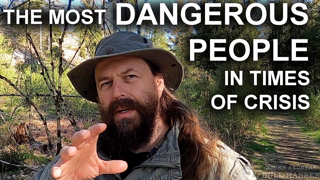 The Most Dangerous People Are Not The Ones You'd Think   SHTF and prepping