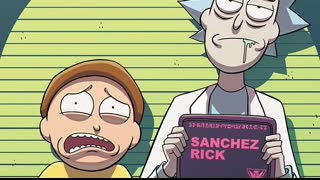 Creators of Rick and Morty talk about jewish conspiracy