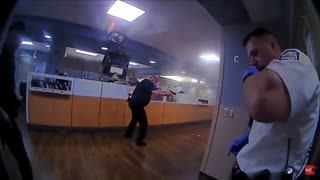 Columbus, OH: Police Release Bodycam Footage of Fatal Police Shooting at Ohio Hospital