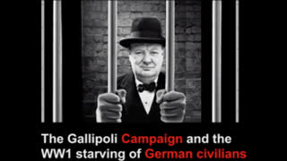 Churchill Body Count 2. Gallipoli and the German Starvation