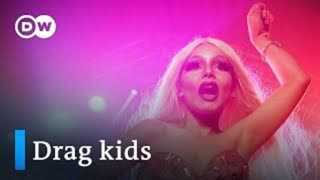 😈🌈☭: Child Drag Queens From Across The World