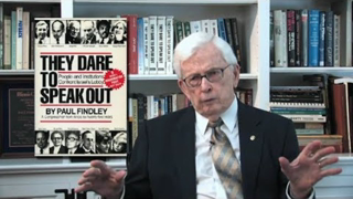 Paul Findley: Courage To Speak Out