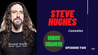 Common Sense - Chat with Comedian Steve Hughes  Ep 2