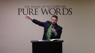 Lies of Judaism (Zionism Exposed) Pastor Jonathan Shelley