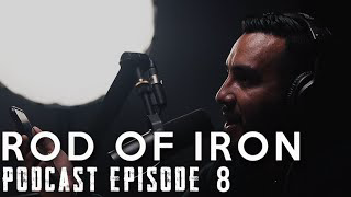 ROD OF IRON Podcast [ SE 2 Ep.8 ] Fauci Emails | Blockchain | Books on Growth