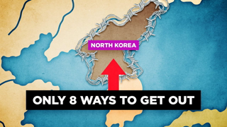 Why North Korea is the Hardest Country to Escape