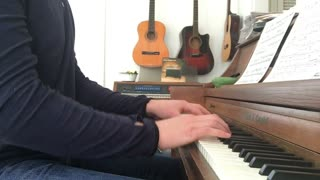 I'd Like To Audition For White House Piano Player