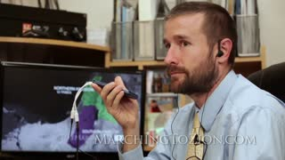 Texe Marrs Interviews Steven Anderson About 'Marching to Zion' Part 1