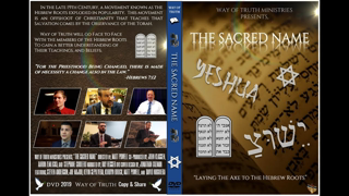 """""""THE SACRED NAME"""" 