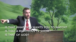 MUSLIM CLAIMING TO KEEP THE LAW - Pastor Steven Anderson